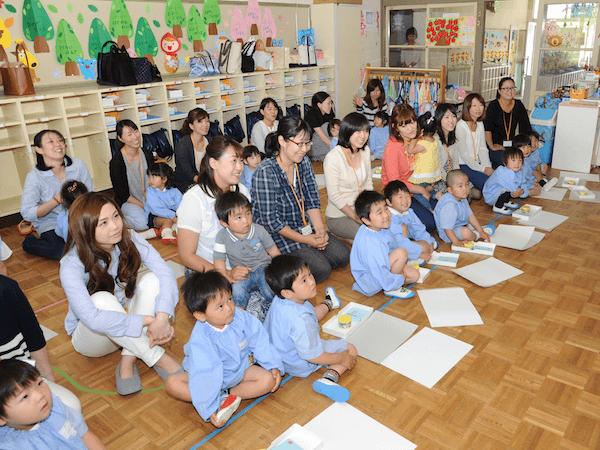 ひなご幼稚園の役割