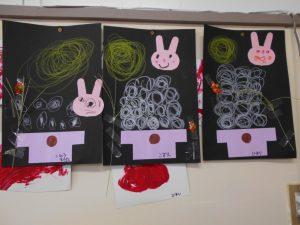 習字🖌   ひなご幼稚園